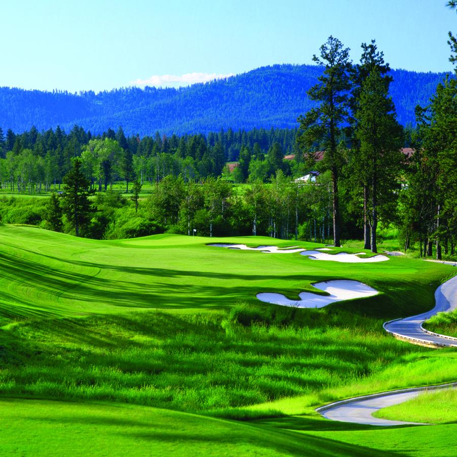 golf nature native american culture