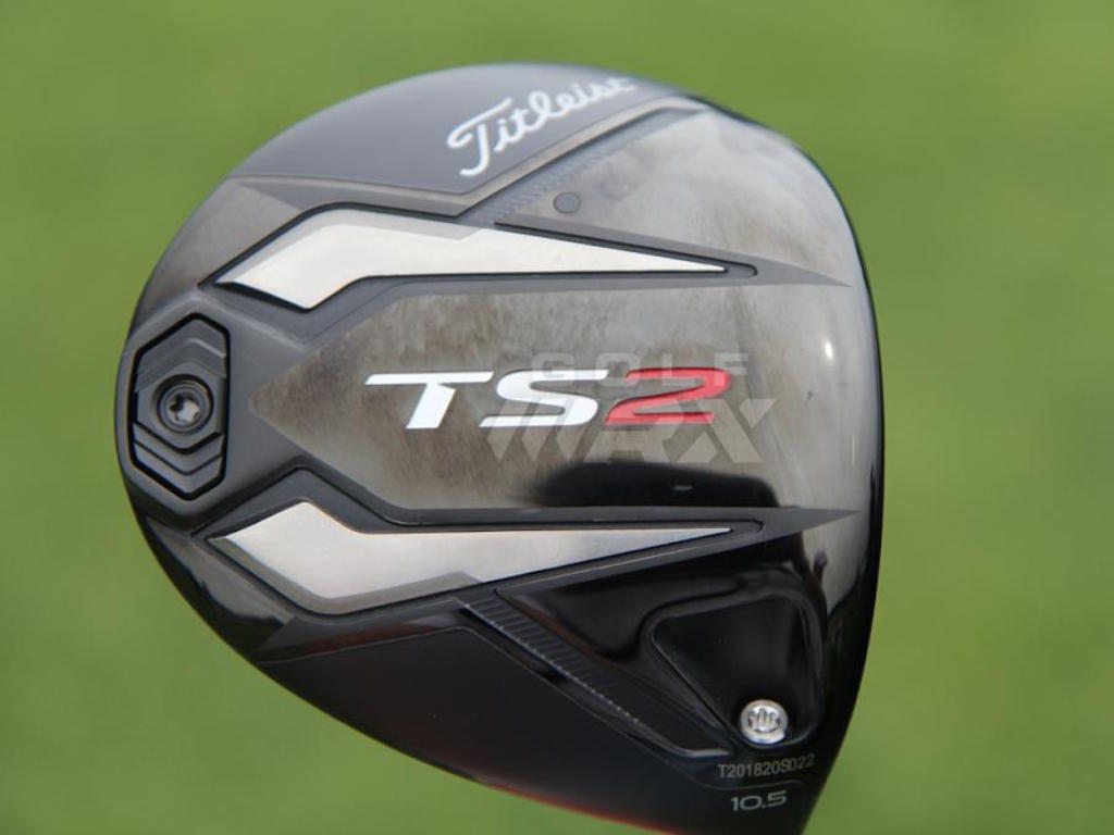A list of Titleist players who are already using the TS2 and