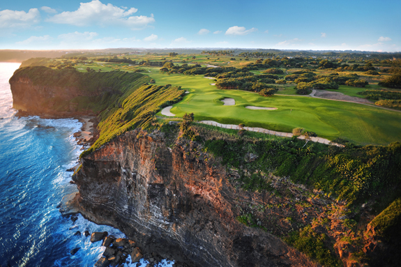 bluffs, golf resort, Royal Isabela Links Course, travel