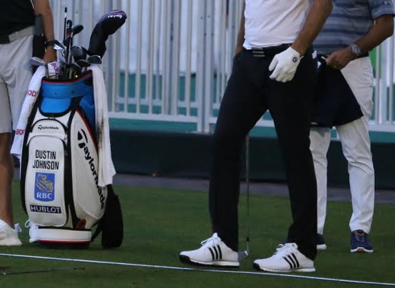 SPOTTED  Dustin Johnson in spikeless Adidas Tour360 – GolfWRX ac1d7f2c8