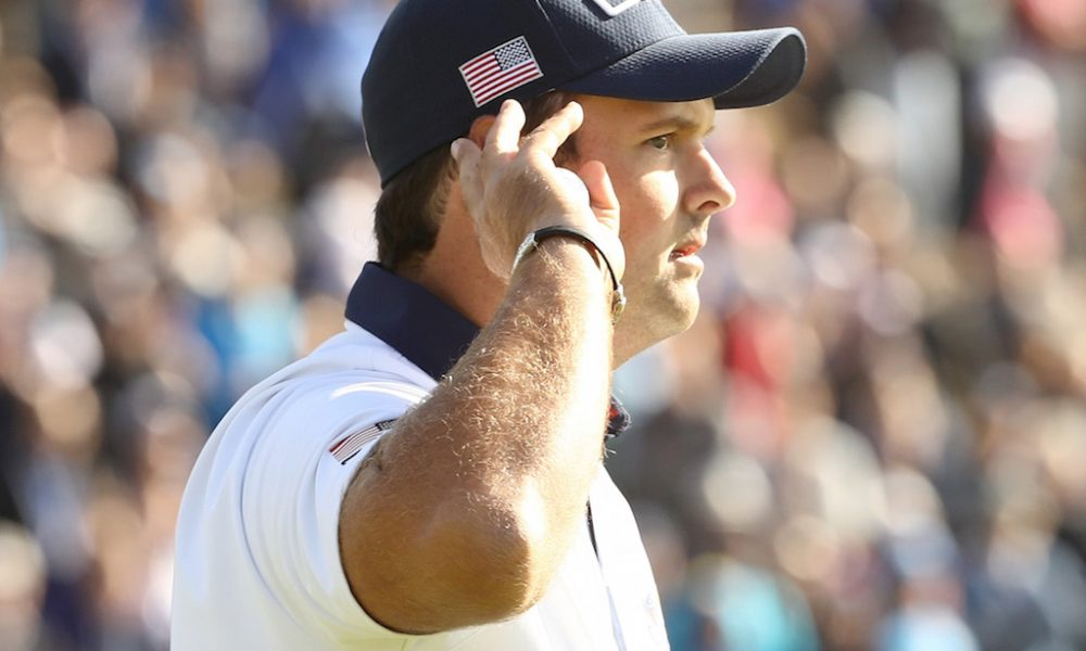 Patrick Reed airs out Jordan Spieth and Captain Jim Furyk following the  2018 Ryder Cup loss 531133b78