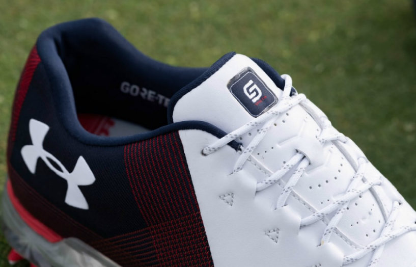8f95d63afaa Under Armour releases limited-edition Spieth 2 (Red