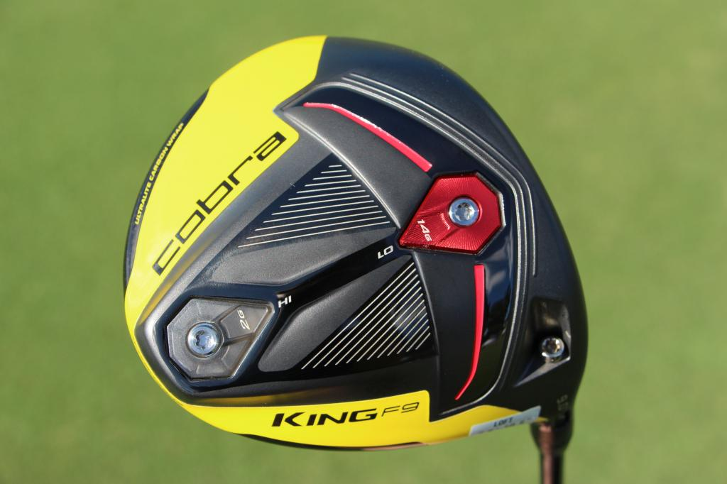 Cobra launches new King F9 Speedback drivers and fairways