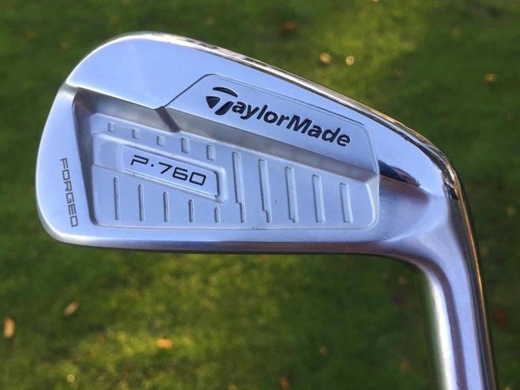 TaylorMade launches P-760 irons: In-hand photos, tech info and