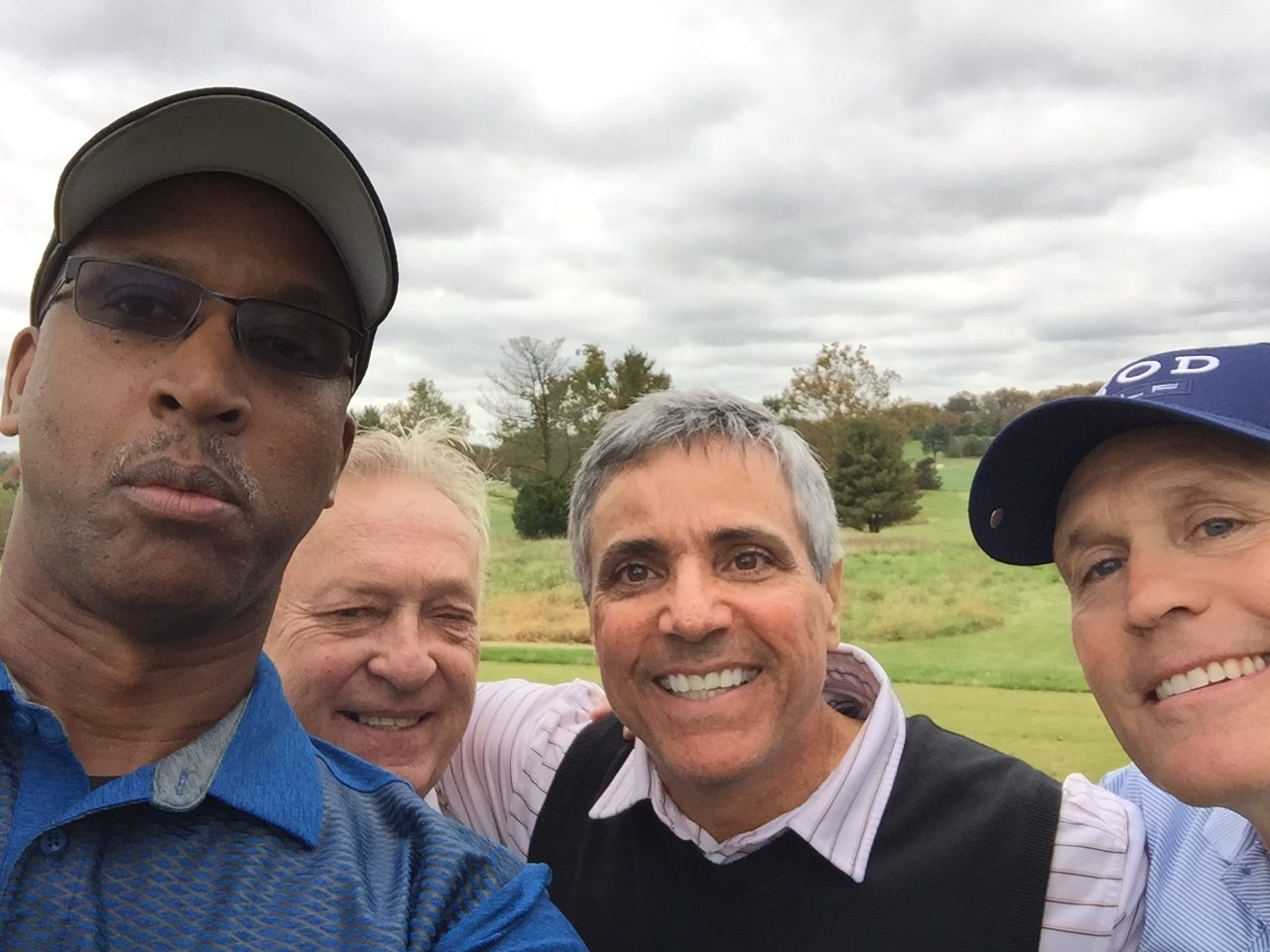 golf buddies reunion