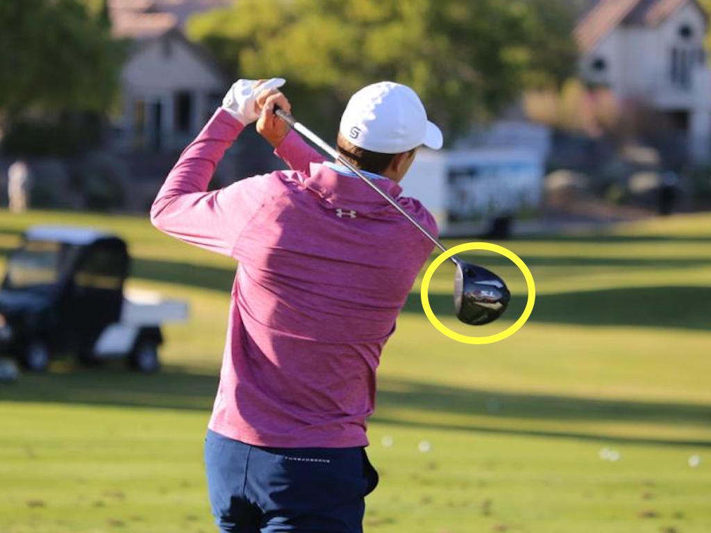 Details on Jordan Spieth's switch to the new Titleist TS2
