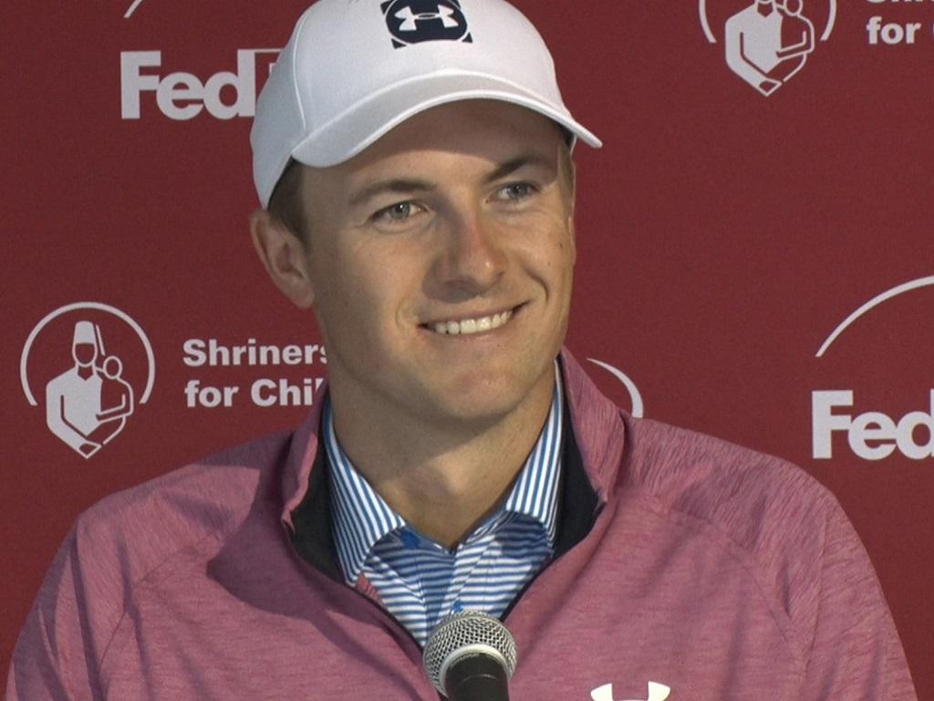 cd17a76f GolfWRX Morning 9: Spieth Spiething again? | Should golfers wear helmets? |  Bryson & the flagstick