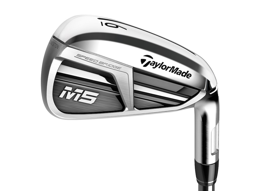 New TaylorMade M5 and M6 irons feature Speed Bridge Technology – GolfWRX c9824b13f55