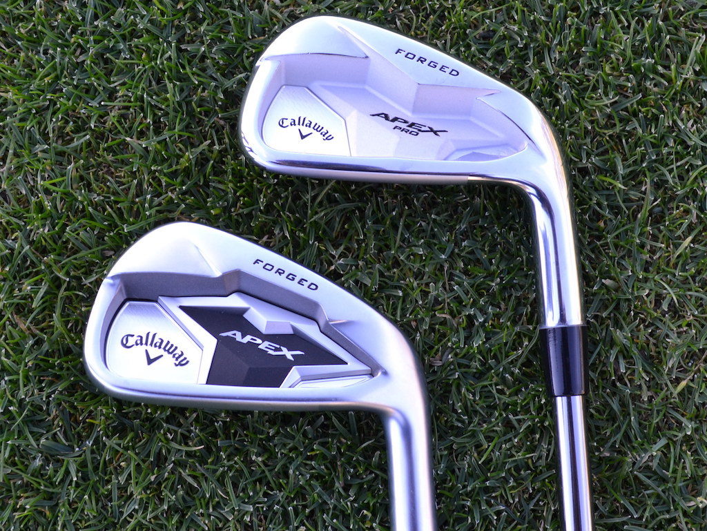 New Callaway Apex 19 Irons Apex Pro 19 Irons And Apex 19 Hybrids
