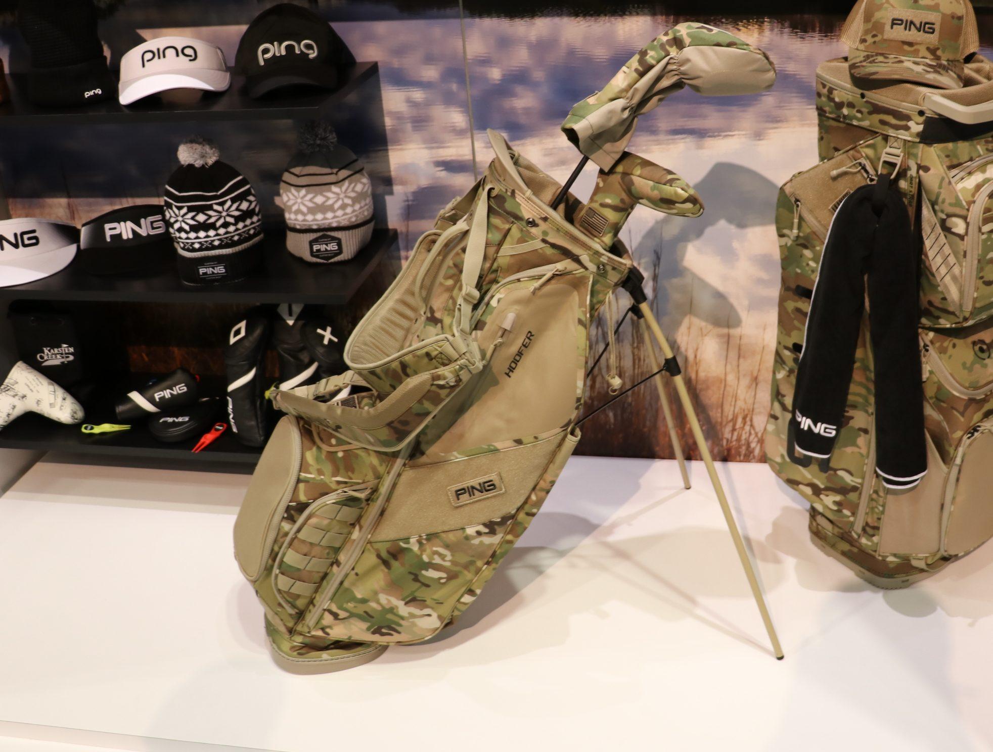 Ping Hoofer Series Golf Bags Golfwrx