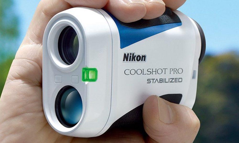 Wrx Spotlight Nikon Coolshot Pro Stabilized Laser