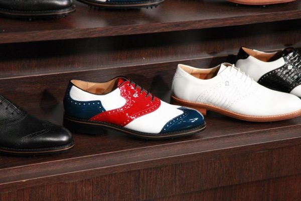FootJoy 1857 Collection golf shoes