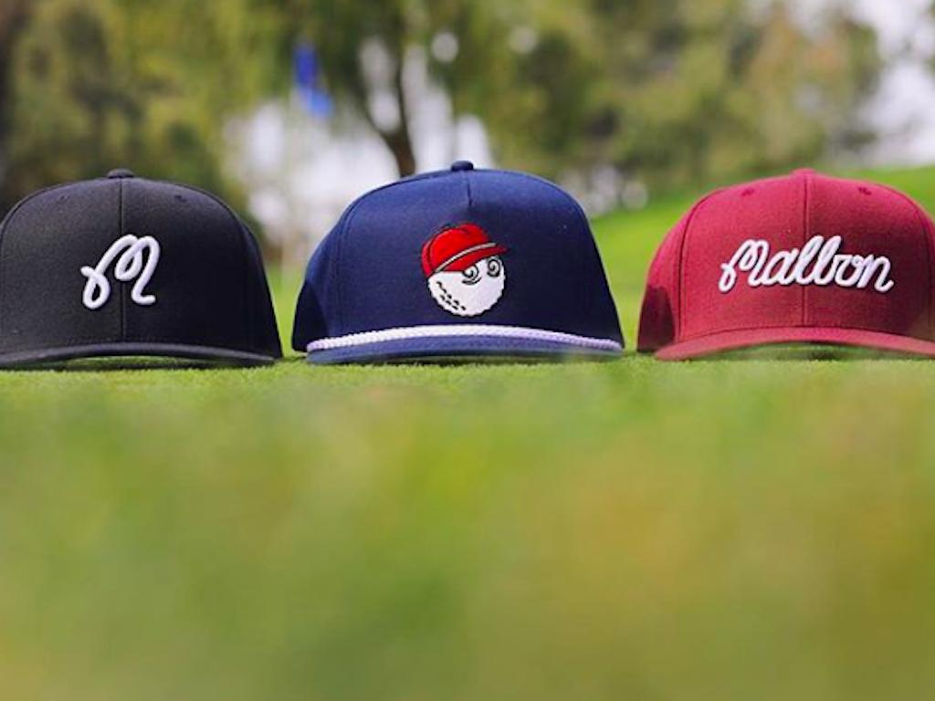 e21b07a4 WRX Spotlight: Malbon Golf headwear – GolfWRX
