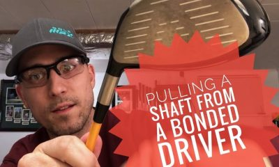 Club Building 101-Pulling a shaft from a bonded driver