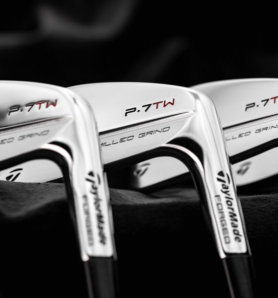 c2a78c8976cbb TaylorMade P7TW irons  Designed for Tiger