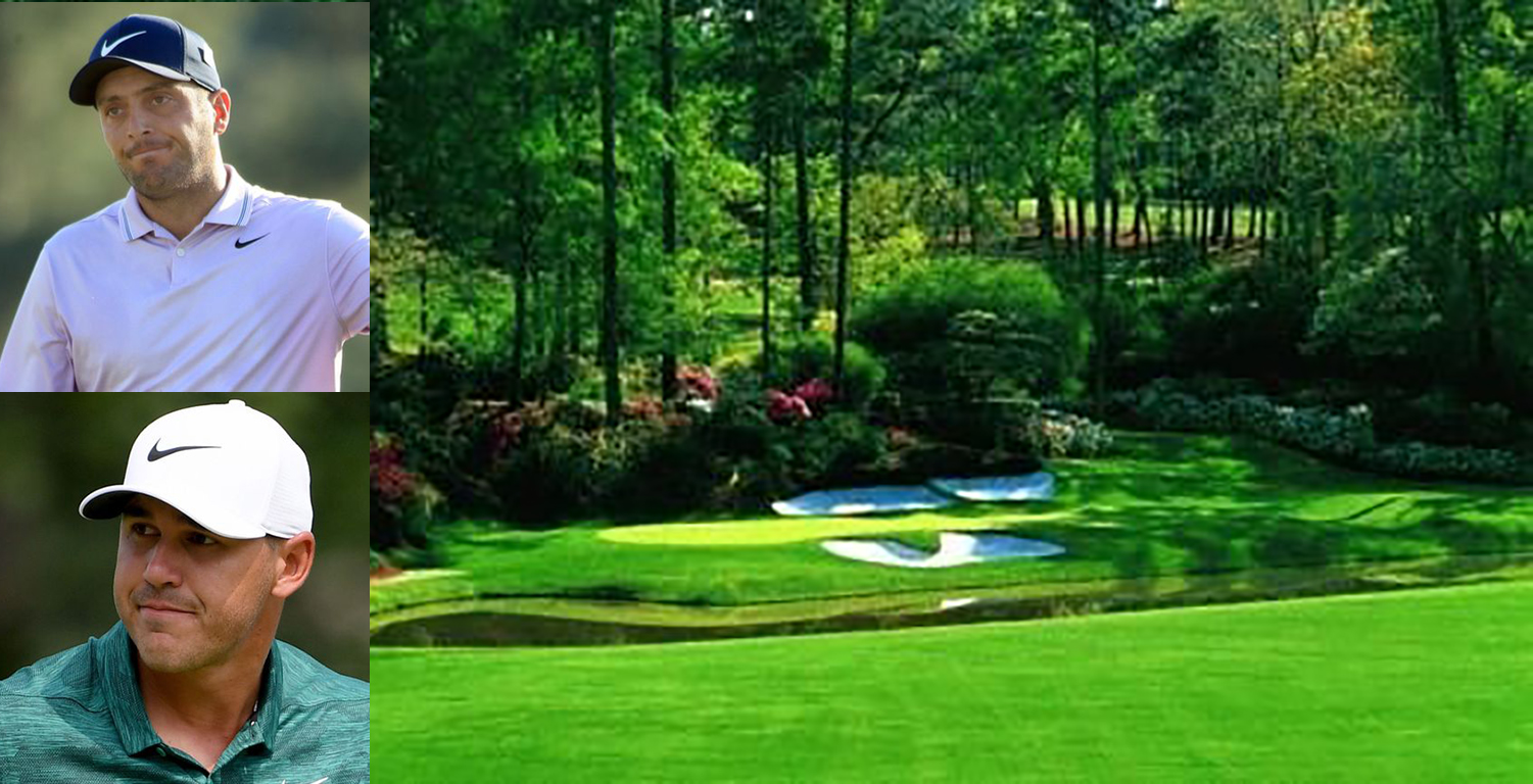 No. 12 At Augusta National: The Golden Bell Tolls For