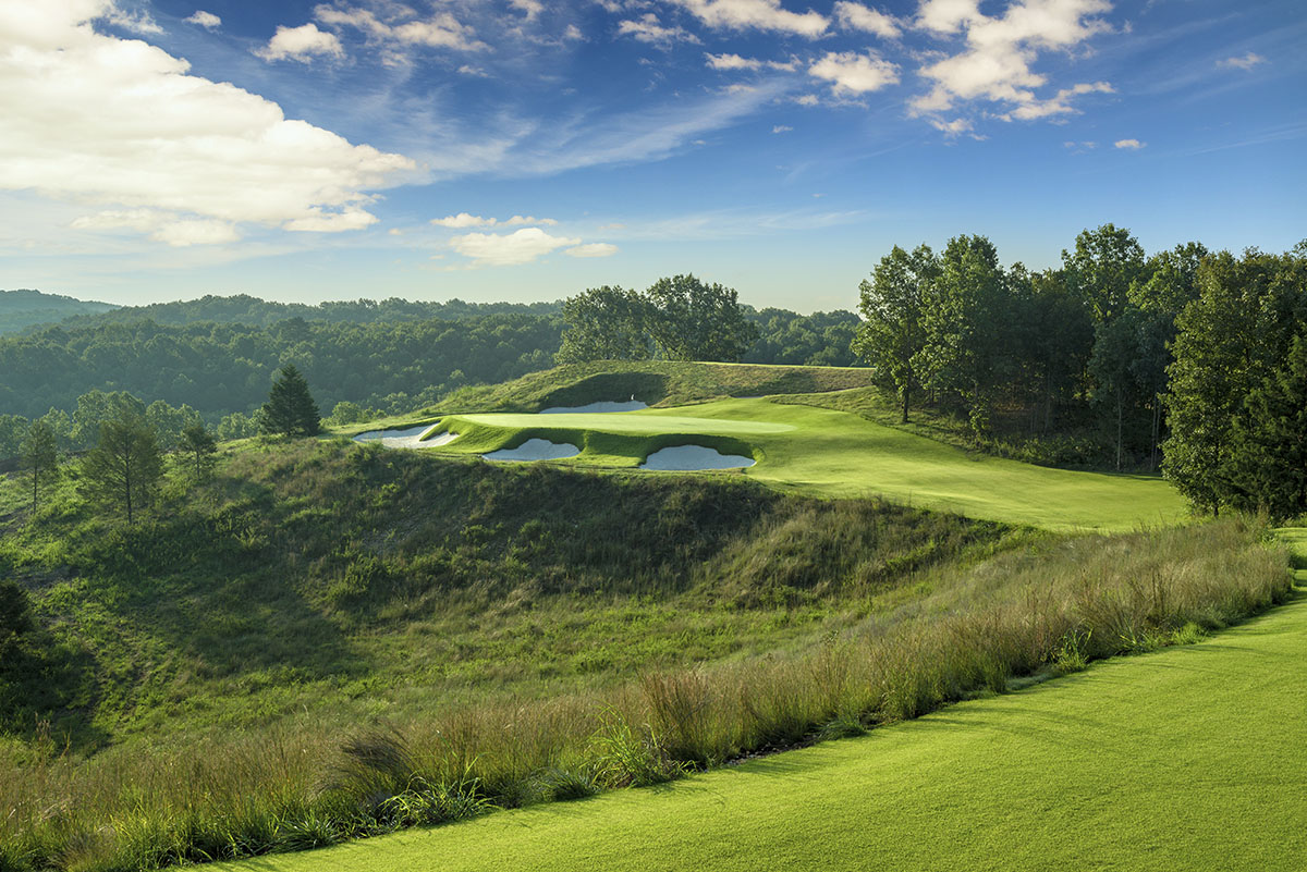 Golf Course, Big Cedar Golf, Branson, Missouri
