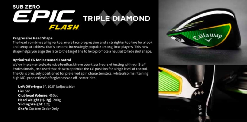 """Forum Thread of the Day: """"Callaway's Epic Flash Triple"""