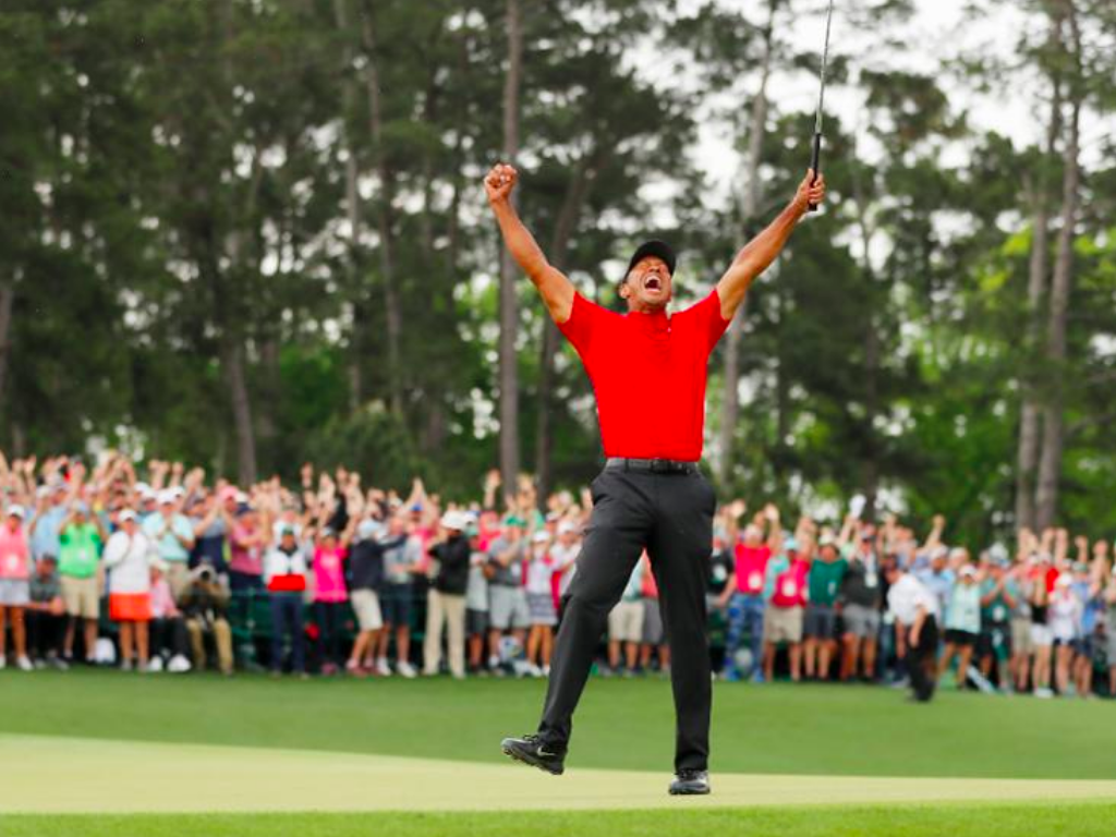 92a723c88977 PGA of America CEO describes impact of Tiger Woods  Masters win as akin to  the moon landing