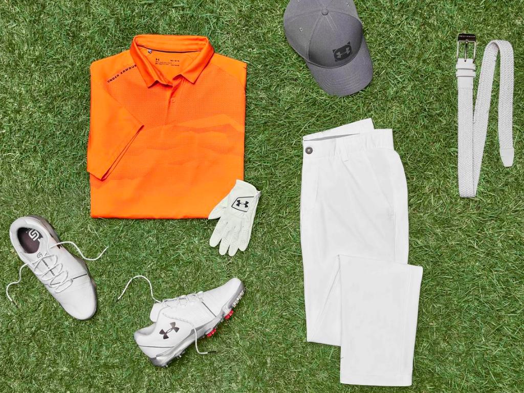 5e845543f3e0fd Under Armour unveils Jordan Spieth s PGA Championship scripting ...