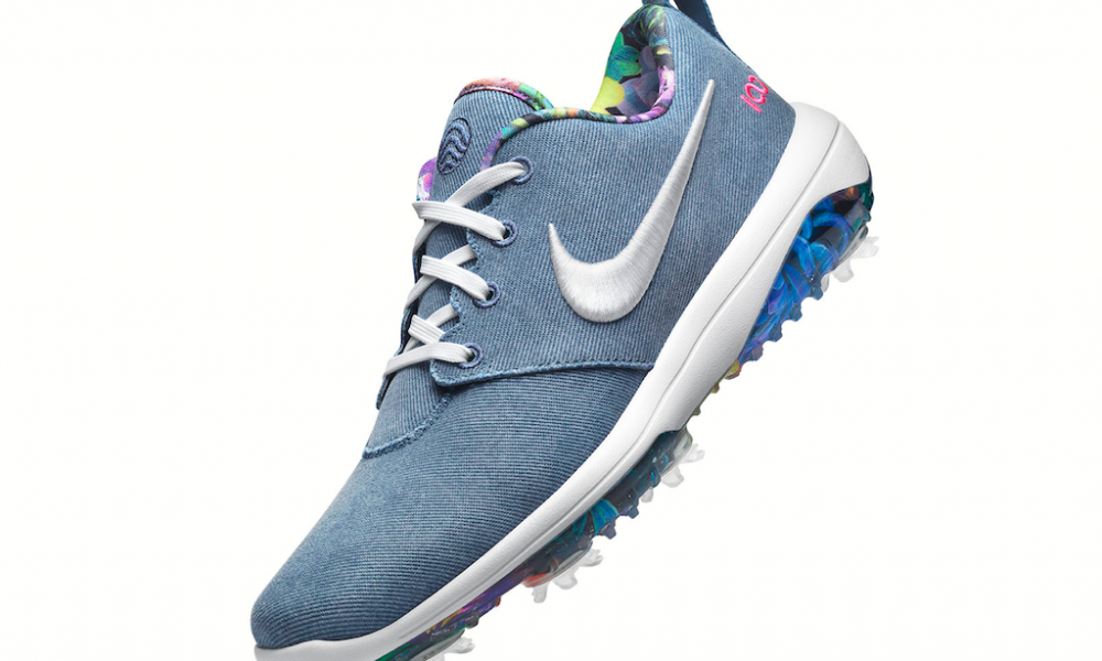 nike the open golf shoes