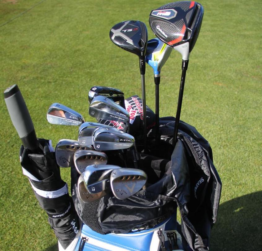 77de58a1d Tommy Fleetwood's bag is as awesome as he is (Tommy Fleetwood WITB ...
