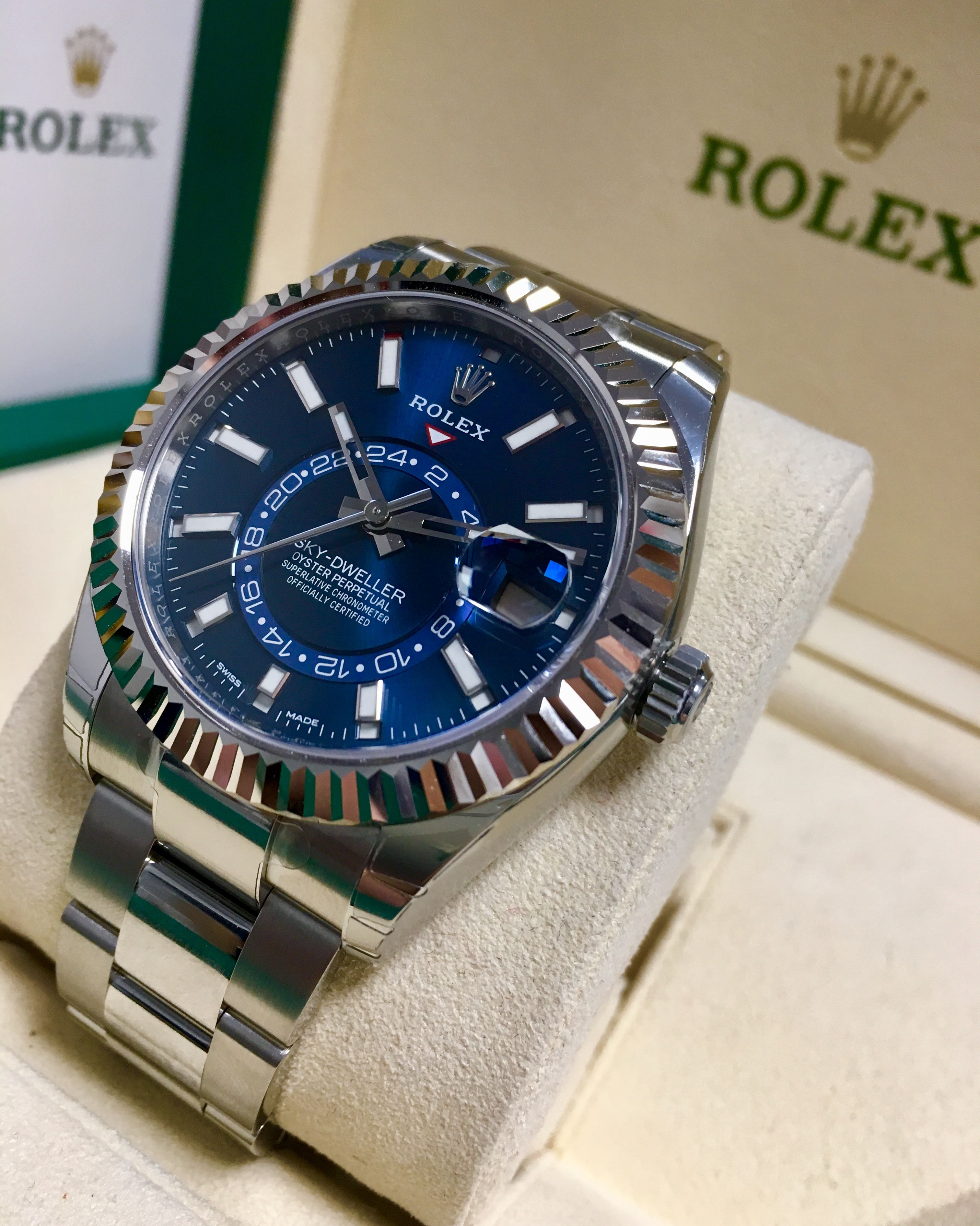 WOTW Jon Rahm\u0027s Rolex Oyster Perpetual Sky,Dweller \u2013 GolfWRX