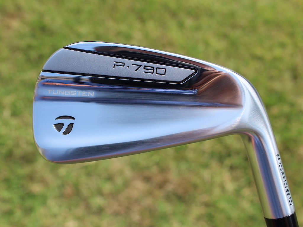 2019 taylormade p790 7 iron back