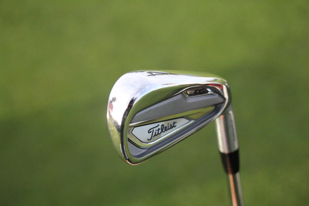 Charles Howell 2019 T100 4 Iron