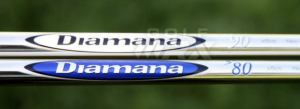 Diamana Blue Board - Tiger shaft