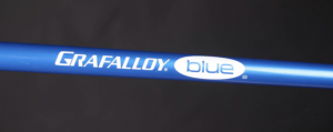 Blue graphite shaft stenson