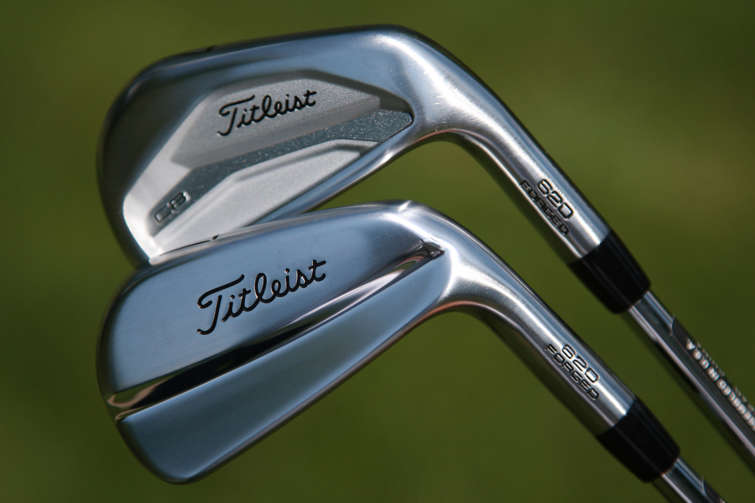 new titleist 620 mb and 620 cb irons