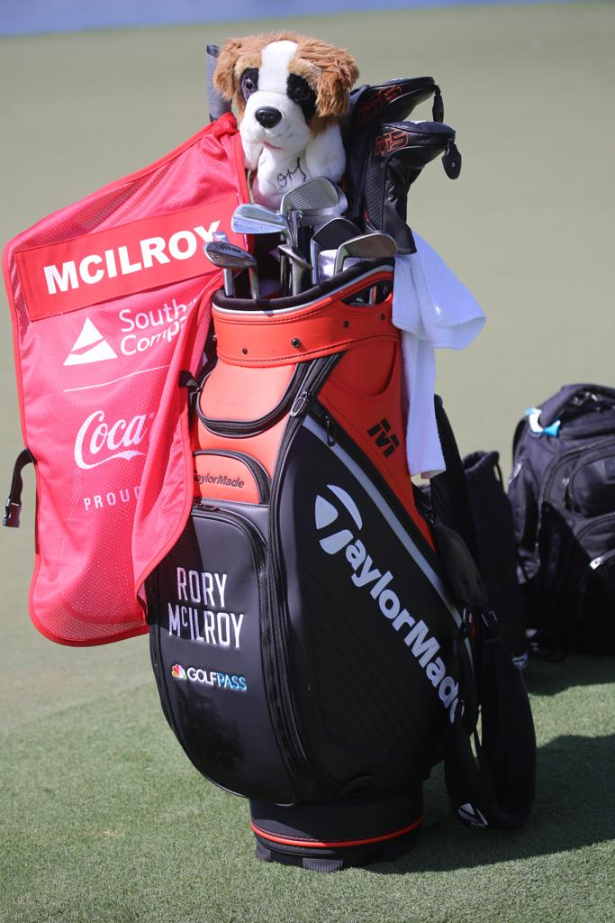 Rory McIlroy WITB Tour Championship