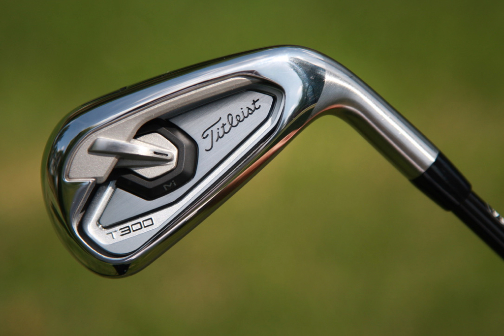 titleist 2019 irons t300