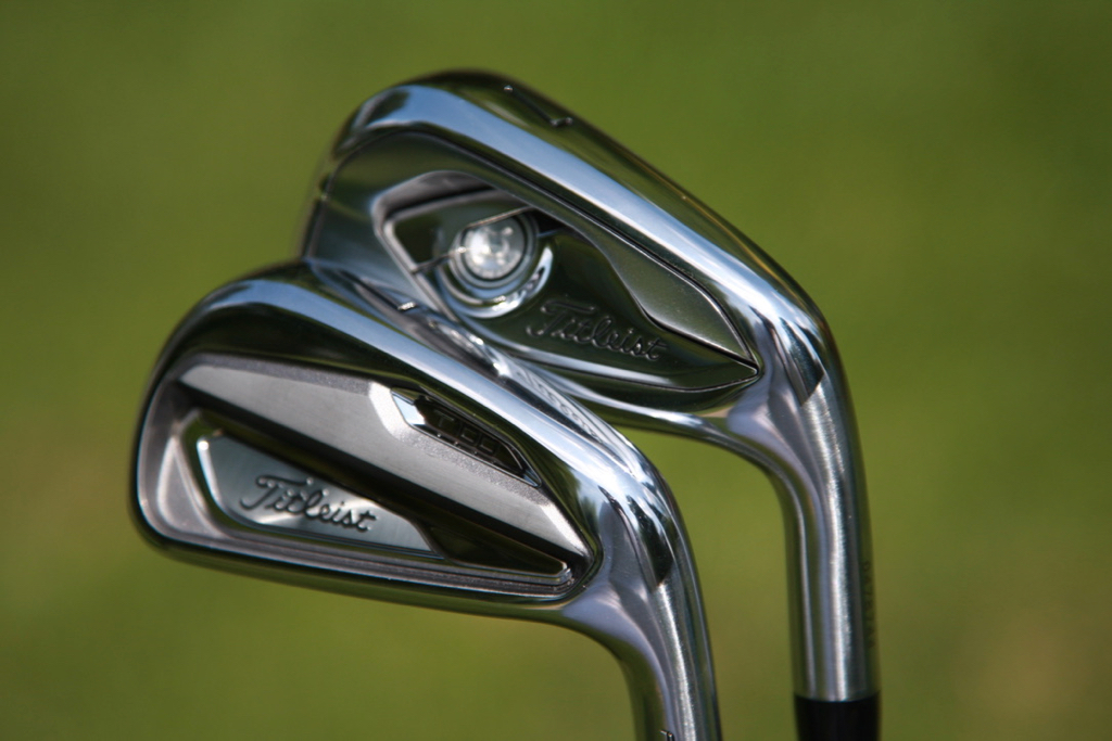 titleist t100 and t200 irons