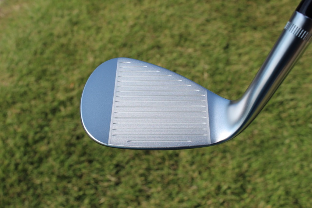 Callaway Jaws MD5 wedge face