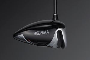 2020 Honma XP1 Driver toe