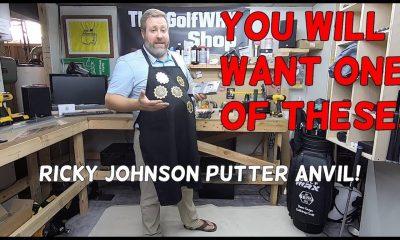ricky johnson wedge anvil