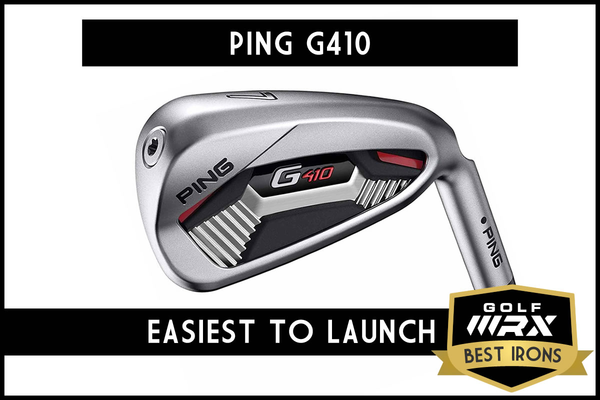 best irons PING 2019