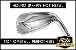 Best iron 2019 Mizuno