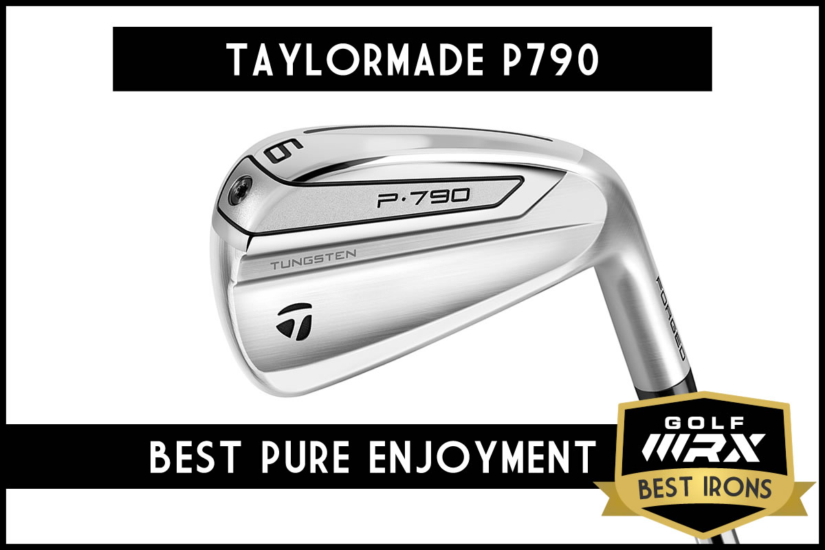 best irons Taylormade P790