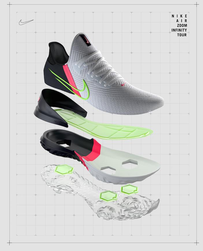 Nike Air Zoom Infinity Tour