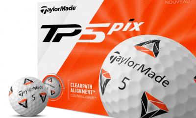 TaylorMade TP5, TP5X pix