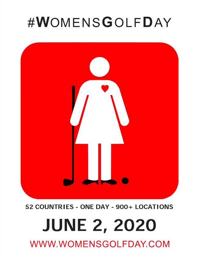 Womens Golf Day 2020