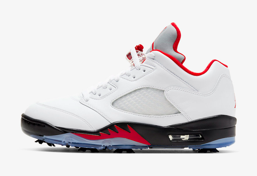 Nike Golf Jordan 5 low golf shoes