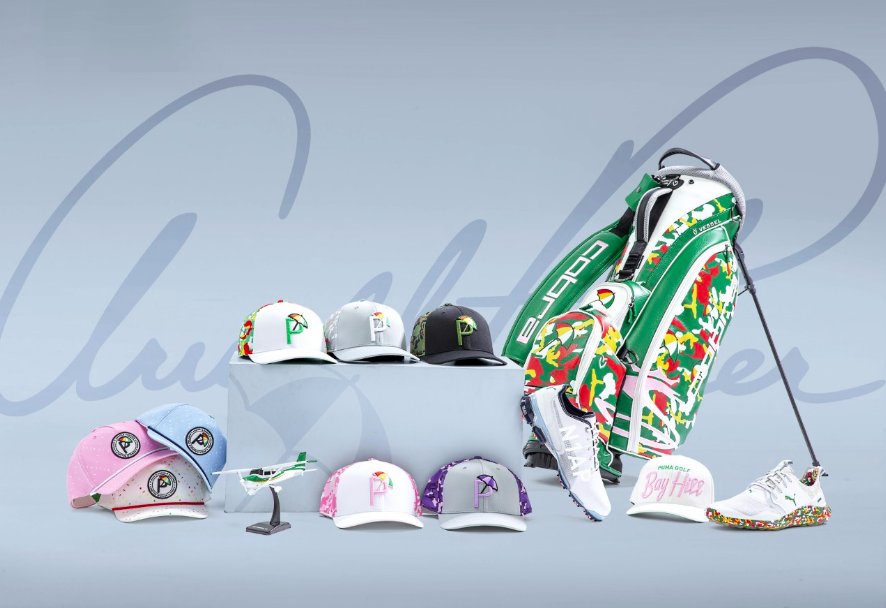 2020 Puma Golf API limited-edition collection