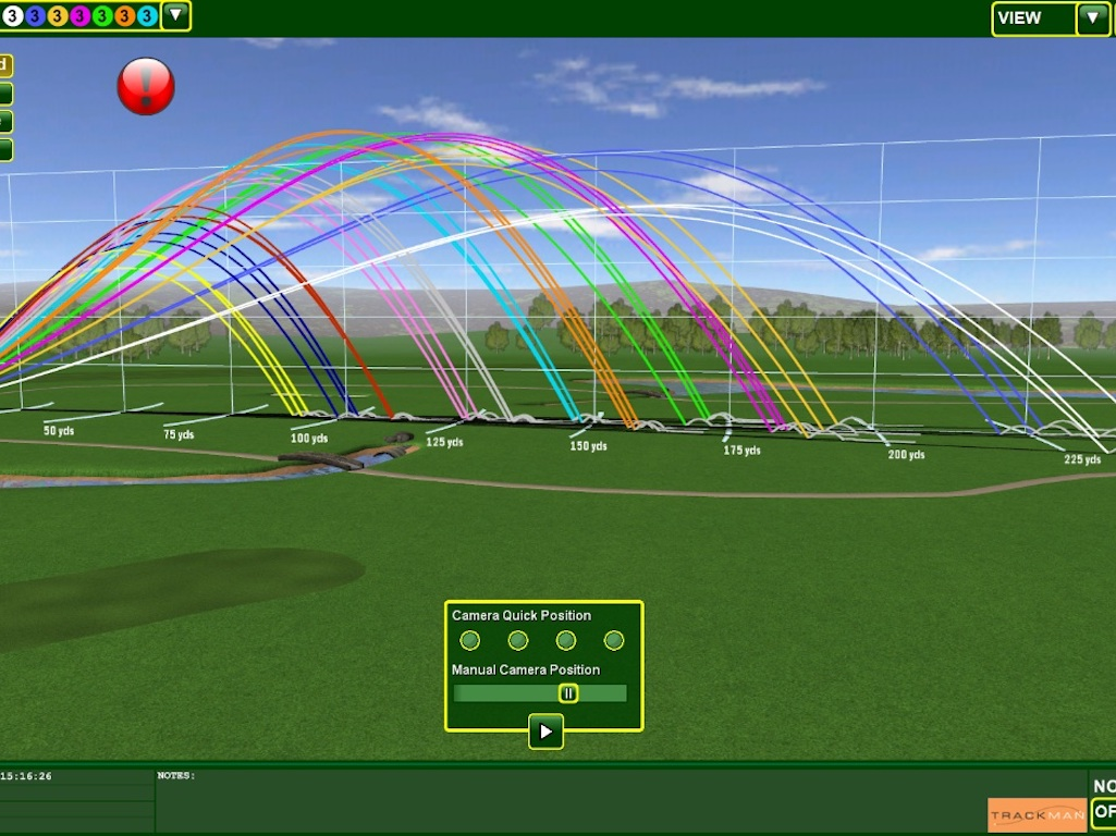 From The Golfwrx Vault How Far Should You Hit Your Golf Clubs Golfwrx