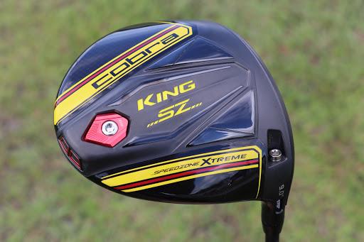 golf club brands cobra speedzone xtreme