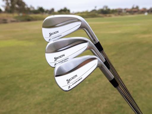 golf club brands srixon z forged irons