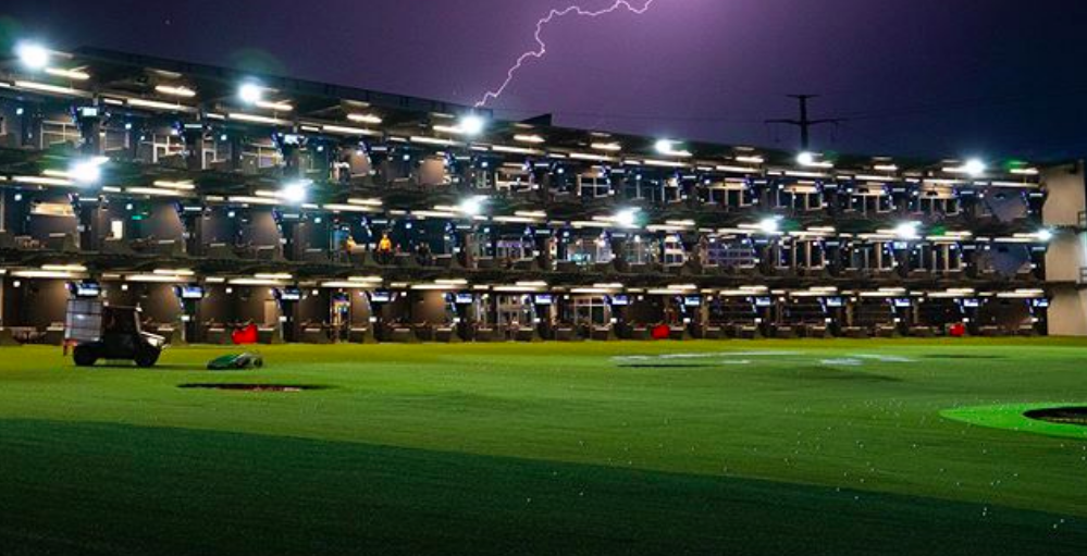 what is topgolf?